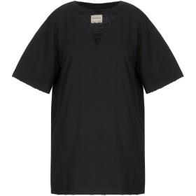 《セール開催中》KENGSTAR レディース T シャツ ブラック XS コットン 100%