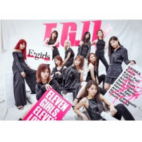 【CD】初回限定盤 E-girls / E.G.11 【初回生産限定盤】(2CD+2Blu-ray) 送料無料