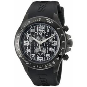 Swiss Legend Mens 30041-BB-01 Eograph Analog Display Swiss Quartz Black Watch