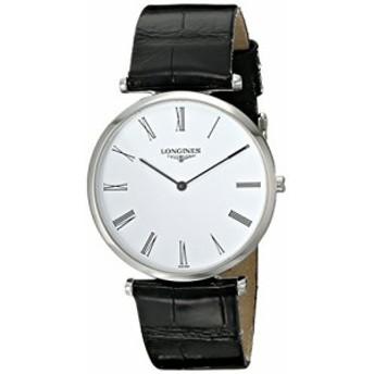 ロンジン メンズウォッチ ラグランドクラシッククォーツ腕時計 L47094112 LONGINES社【並行輸入】