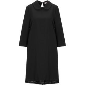《期間限定セール開催中!》BLUGIRL FOLIES レディース ミニワンピース&ドレス ブラック 38 ポリエステル 90% / ポリウレタン 10%