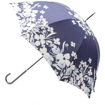HusHusH(Ladies)(ハッシュアッシュ(レディース)) 【晴雨兼用】フラワーデザイン長傘(because)