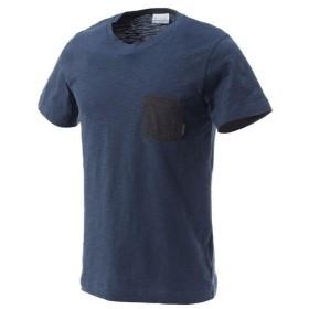 (セール)Columbia(コロンビア)トレッキング アウトドア 半袖Tシャツ LOOKOUT POINT P AE1211-492 メンズ 492