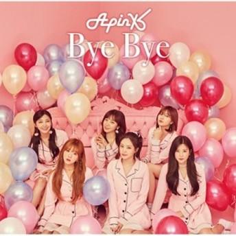 【CD Maxi】初回限定盤 Apink / Bye Bye 【初回生産限定盤B】 (CD+DVD)