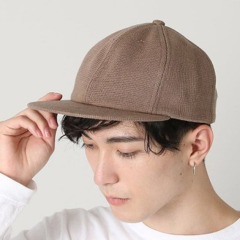 クレプスキュール crepuscule 帽子 ニット ベース ボール キャップ B.B cap 1901-008 メンズ キャップ