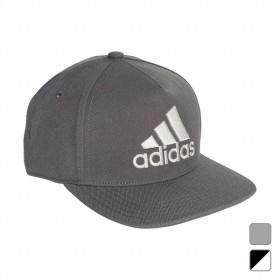 アディダス キャップ ロゴフラットキャップ (DT8579) 帽子 adidas