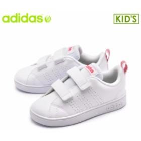 アディダス スニーカー キッズ バルクリーン2 子供 靴 シューズ 女の子 男の子 K adidas VALCLEAN2 CMF INF BB9980