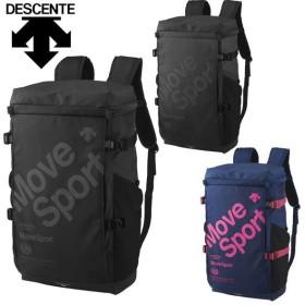 DESCENTE デサント スクエアバックパック レインカバー付 DMANJA07