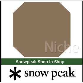 スノーピーク snow peak ドックドーム Pro.6 インナーマット TM-506R キャンプ用品