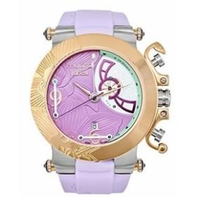 e56175828f [マルコ] MULCO 腕時計 La Fleur Orquidia Lilac Band スイス,クォーツ ISA 8176/