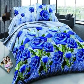 3D 布団カバー ベッドシーツ リネン 枕カバー ピローケース 寝具セット 10種類選べる - 5