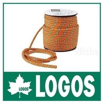 ロゴス ロープ 30m ガイロープ ( 直径4mm×30m ) キャンプ テント タープ