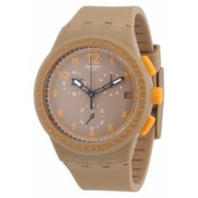 [スウォッチ]SWATCH 腕時計 CHRONO PLASTIC(クロノ プラスチック) CRAZY NUTS(クレイジー・ナッツ) SUSC400 メンズ 【並行輸