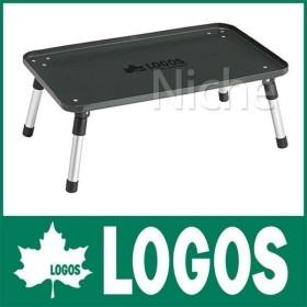 キャッシュレスポイント還元 ロゴス テーブル ハードマイテーブル ワイド キャンプ ローテーブル アウトドア