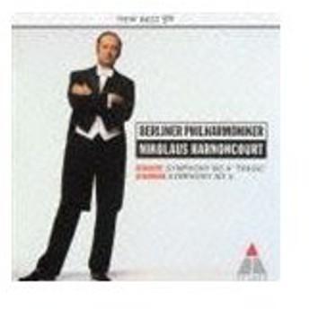 ニコラウス・アーノンクール(指揮) / シューベルト&シューマン:交響曲第4番他 [CD]