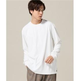 [マルイ]【セール】メンズTシャツ(POLICOTT 20/-テンジク ロングスリーブ TEE)/417エディフィス(417 EDIFICE)