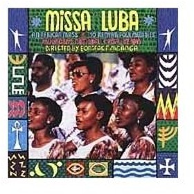 Missa Luba Missa Luba:An African Mass : 10 Kenyan Folk Melodies (US) CD