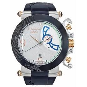 1086454167 [マルコ] MULCO 腕時計 La Fleur Orquidia Black Band スイス,クォーツ ISA 8176/