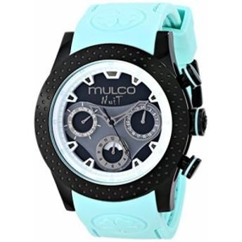 Mulcoユニセックスmw51962443アナログ表示SwissクオーツブルーWatch