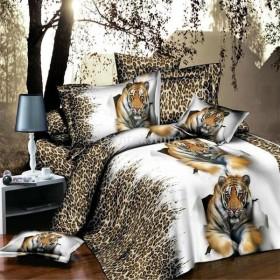 3D 布団カバー ベッドシーツ リネン 枕カバー ピローケース 寝具セット 10種類選べる - 8