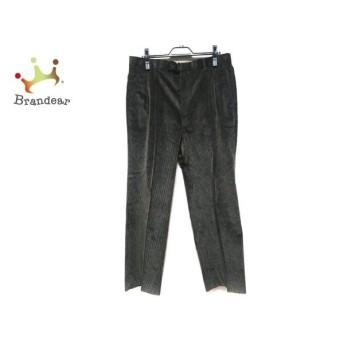 クリスチャンディオールムッシュ パンツ サイズ94 メンズ ネイビー×ベージュ 値下げ 20190905