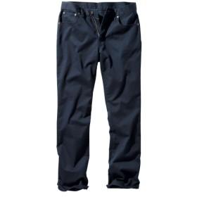 ウオッシュ加工ストレッチ5ポケットチノパンツ(股下70cm) チノパンツ・カジュアルパンツ