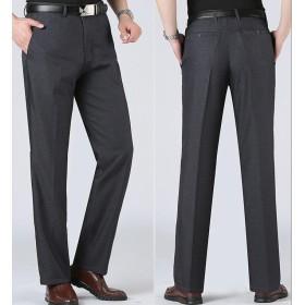 スラックス ビジネススラックス カジュアルパンツ スリム ビジネス クールビズ 涼しい 大きいサイズ ウォッシャブル 紳士 メンズ メンズパンツ パンツ ズボン 仕事着 オフィス スラックス メンズ