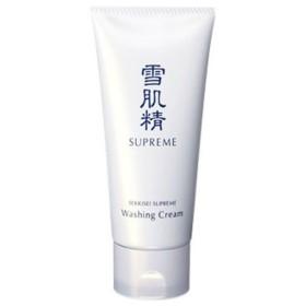 コーセー 雪肌精 シュープレム 洗顔 クリーム 140g 取り寄せ商品 ID:0173 - 定形外送料無料 -