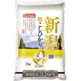 平成30年度産 新潟県産コシヒカリ(国産)(5kg)[米・穀類 その他]