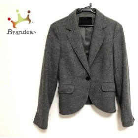 アンタイトル UNTITLED ジャケット サイズ2 M レディース 美品 グレー   スペシャル特価 20190616