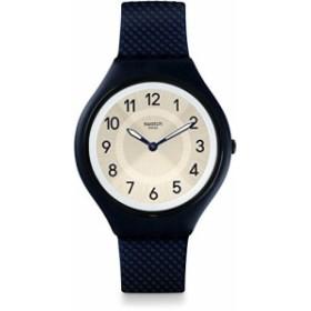 [スウォッチ]SWATCH 腕時計 SKINNIGHT(スキンナイト) SVUN101 メンズ 【並行輸入品】