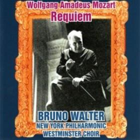 【CD輸入】 Mozart モーツァルト / レクィエム ブルーノ・ワルター&ニューヨーク・フィル、イルムガルト・ゼーフリート、レ