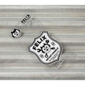 フィリックス・ザ・キャット ステッカー 車 バイク ヘルメット アメリカン フィリックス 転写タイプ Sign_SC-KGAZF430SN-MON