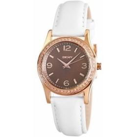 DKNY Glitz White Watch NY8480