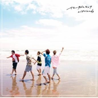 【CD Maxi】初回限定盤 LIFriends / サマータイムロック 【初回限定盤B】(+DVD)