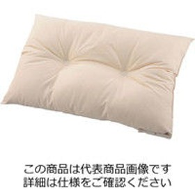 東洋紡ユニプロダクツ ウォッシャブル抗菌消臭枕 高さ:12cm A3625(直送品)
