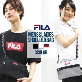 フィラ FILA サコッシュ メンズ ショルダーバッグ レディース ブランド 斜めがけ 軽い 小さめ かわいい おしゃれ 人気 スポーツ バッグ ポーチ セカンドバッグ バッグインバッグ ミニショルダ