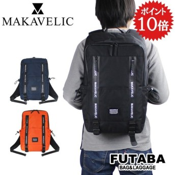 MAKAVELIC TRUCKS マキャベリック トラックス QUADRANGLE DAYPACK 3109-10106