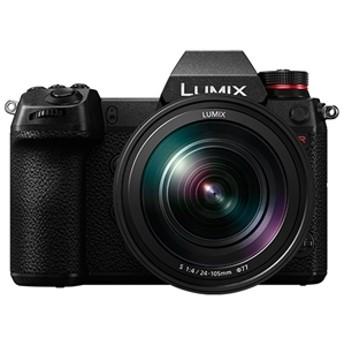 【パナソニック】 小型一眼カメラ 1本レンズキット(標準ズーム) 4K DC-S1RM-K デジタル一眼カメラ