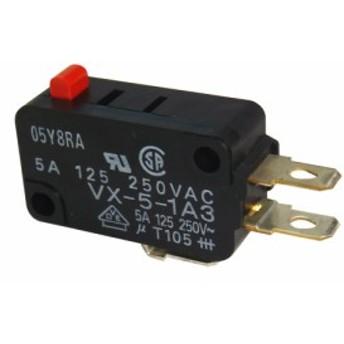 Kaito7748(50個) オムロン VX-5-1A3 形VX 小形基本スイッチ (ピン押ボタン形)