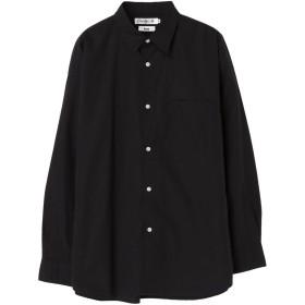 【6,000円(税込)以上のお買物で全国送料無料。】mens ブロードムジビッグシルエットシャツ