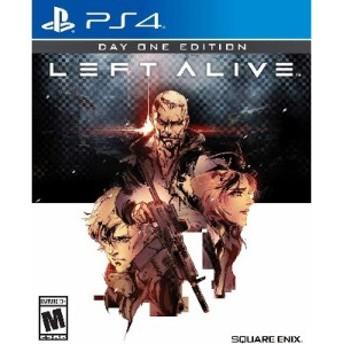 PS4 LEFT ALIVE US(レフトアライブ 北米版)〈Square Enix〉3/5発売[新品]