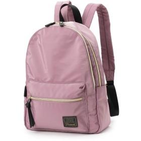 pink adobe(ピンクアドベ) ポケット充実リュック