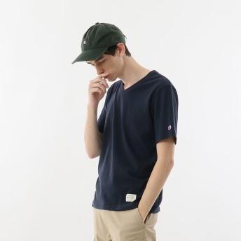 IVY VネックTシャツ 19SS スタンダード チャンピオン(C8-H303)【5400円以上購入で送料無料】