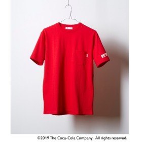 [マルイ]【セール】MTシャツ(【WEB限定】tk. TAKEO KIKUCHI COCA-COLA COLLECTION バックロゴTシャツ(半袖))/ティーケー タケオキクチ(tk. TAKEO KIKUCHI)
