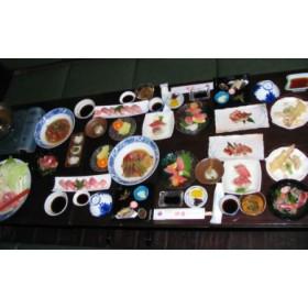 MJ003ペア宿泊券+室戸A級食材「金目鯛フルコース」