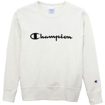 ウィメンズ クルーネックスウェットシャツ 20SS チャンピオン(CW-K015)【5500円以上購入で送料無料】