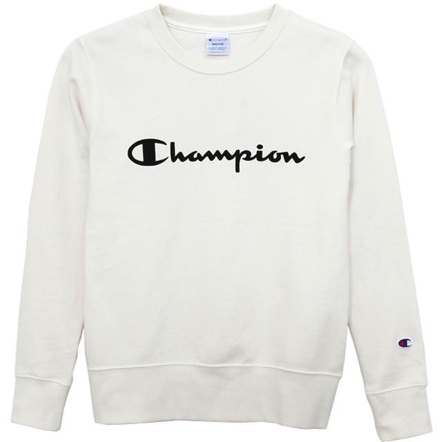 a180f93d8f5fa2 ウィメンズ クルーネックスウェットシャツ 19SS チャンピオン(CW-K015)【5400円以上. トップ レディースファッション トップス パーカー