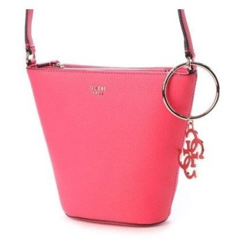 GUESS ゲス FLORA MINI CROSSBODY BUCKET