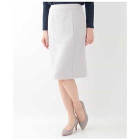 OFUON / 【セットアップ可】ストレッチ切り替えスカート